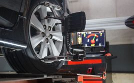 Titan Hull Garage Services - Car Wheel Alignment.