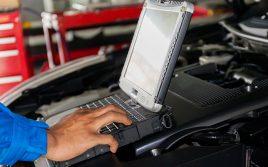 Titan Hull Services - Engine Diagnostics Check