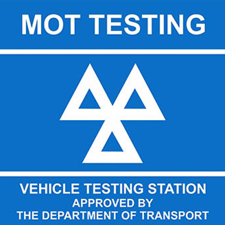 Mot Testing Station Approved By The Department of Transport