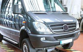 Titan Hull Services - Class 7 MOT, Van, Truck, HGV up to 3.5 MT Tonnes.