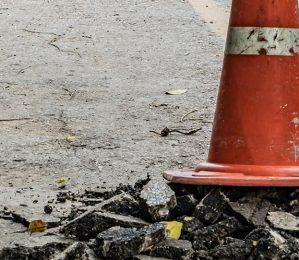 Report a Pothole.