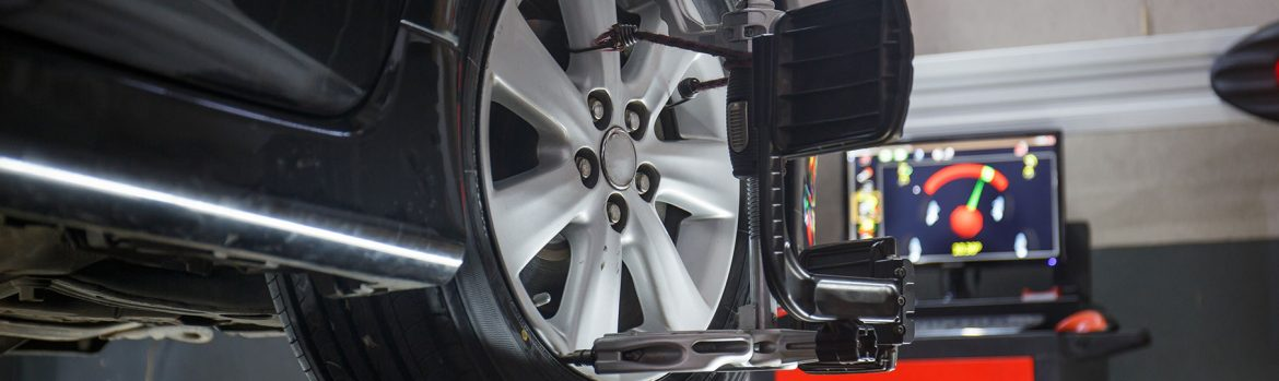 Titan Hull Garage News And Advice - Wheel Tracking And Alignment.