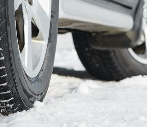News and Advice on Winter Tyres at Titan Hull Garage.