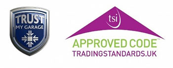 Trust My Garage and TSI Approved - Partner.